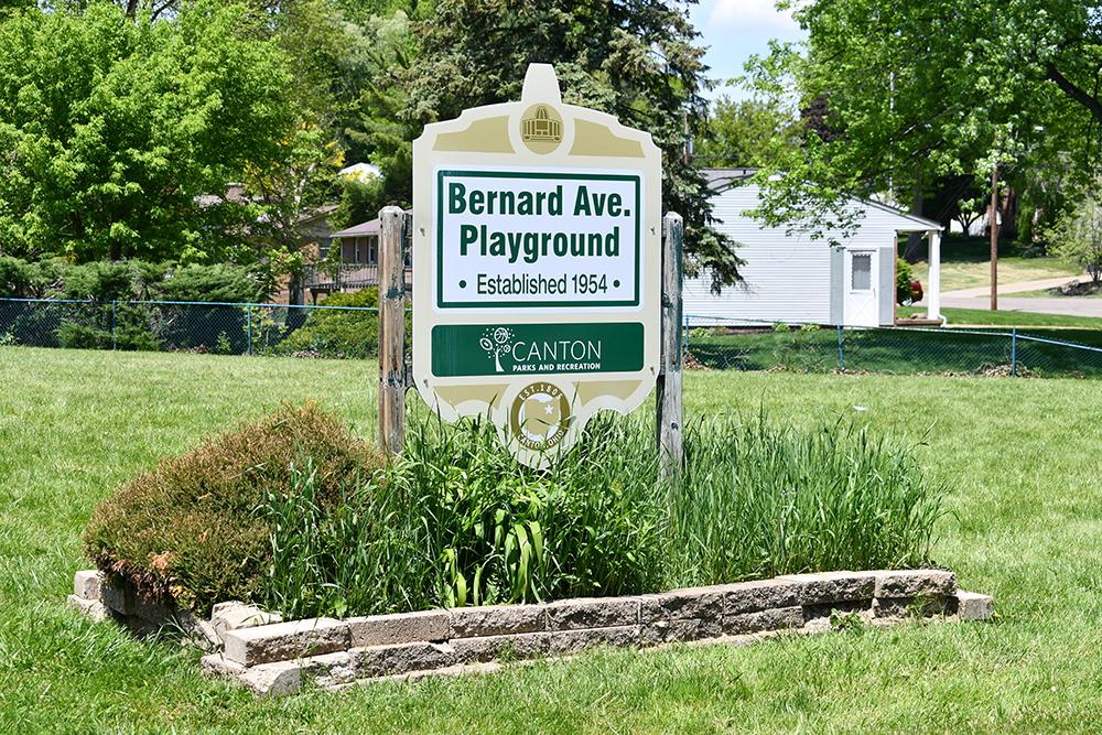 Bernard Park Canton Parks & Recreation