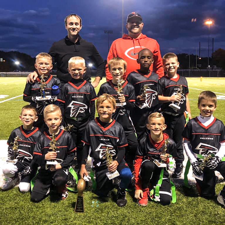 Fall NFL Flag Football Canton Parks and Rec