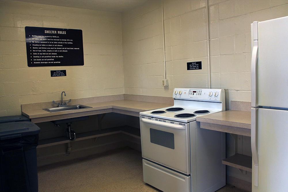 Garaux Kitchen Canton Parks & Recreation