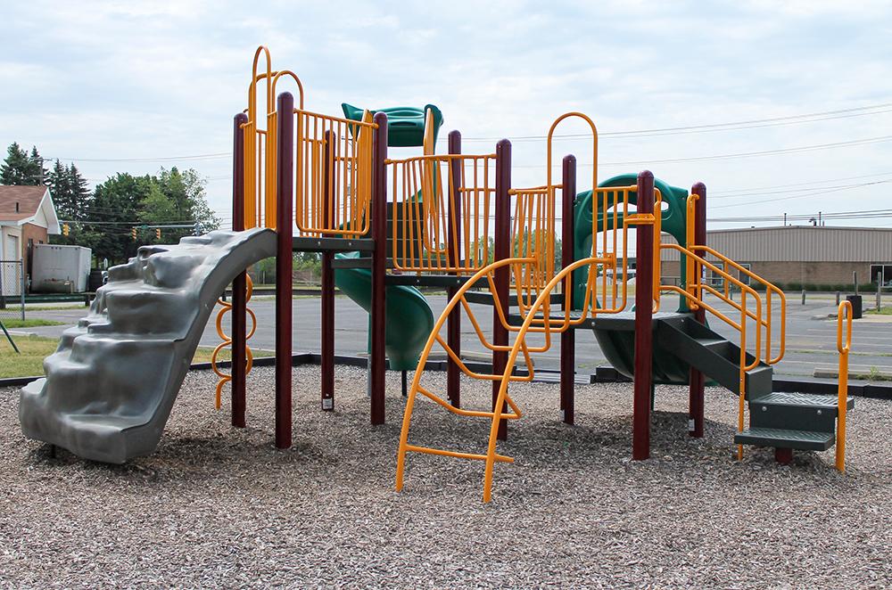 Garaux Playground Canton Parks & Recreation