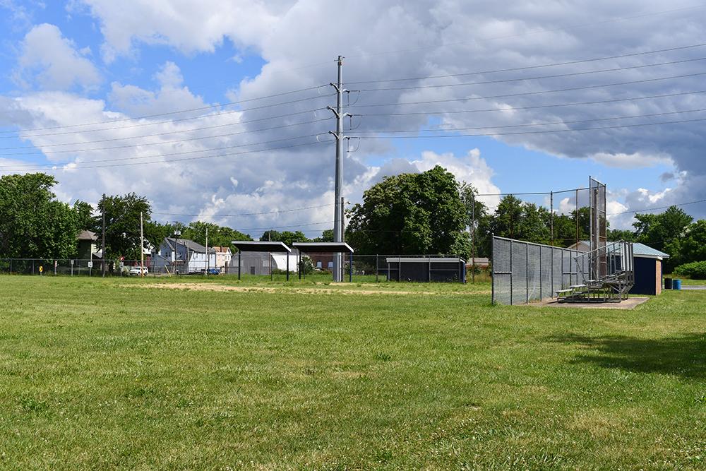 Lee Park Field Canton Parks & Rec
