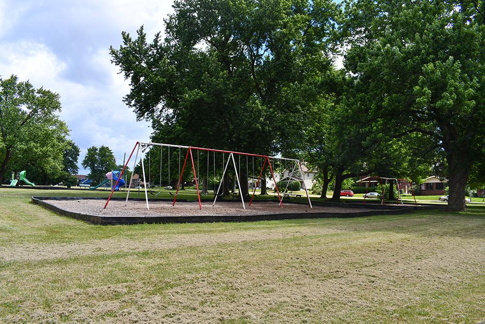 Meyers Park Canton Parks & Rec