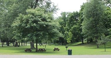 Monument Park Canton Parks & Rec
