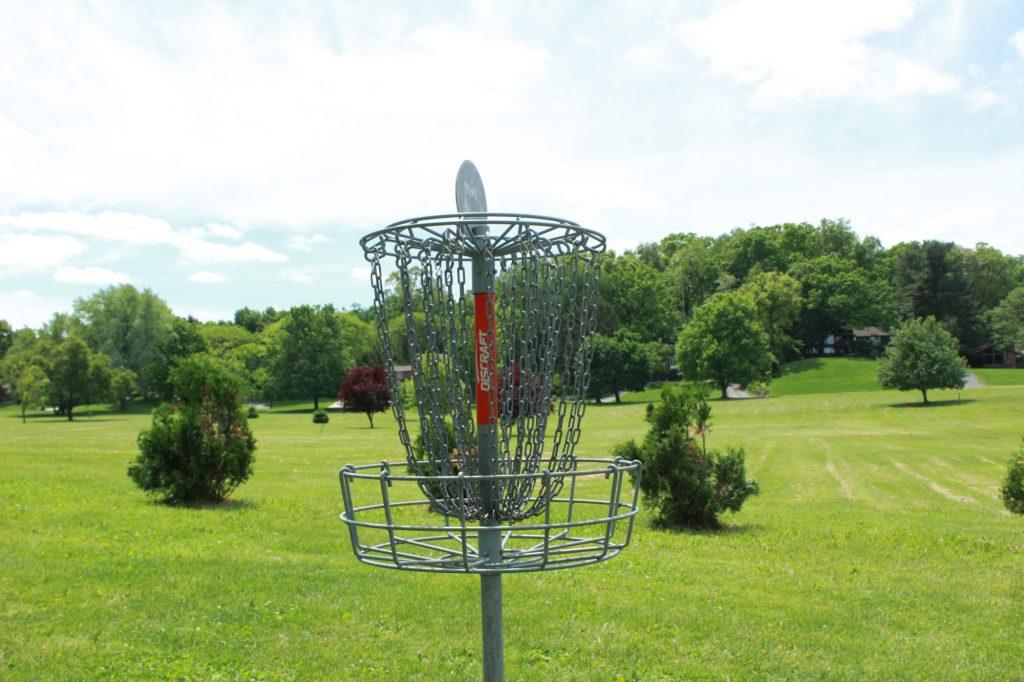 Robert E. Miller Disc Golf Course At Arboretum-Spiker Park Canton Parks & Rec