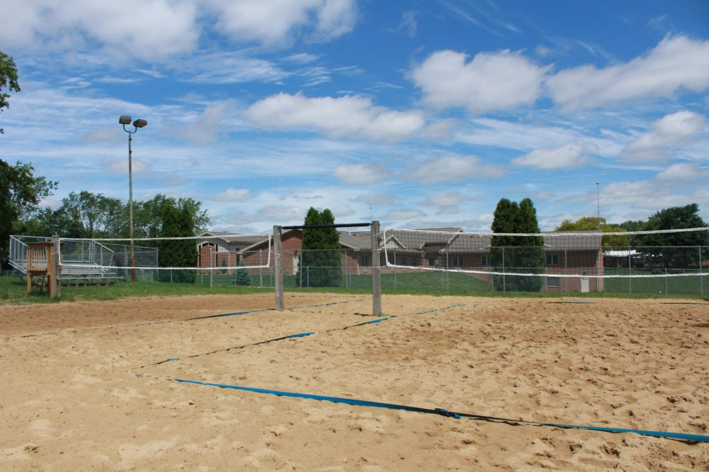 Sand Volleyball at Weis Park Canton Parks and Rec