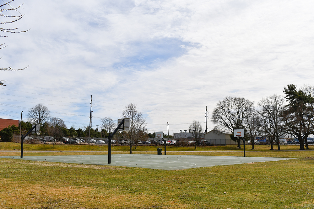 Waterworks Outdoor Basketball Canton Parks & Recreation