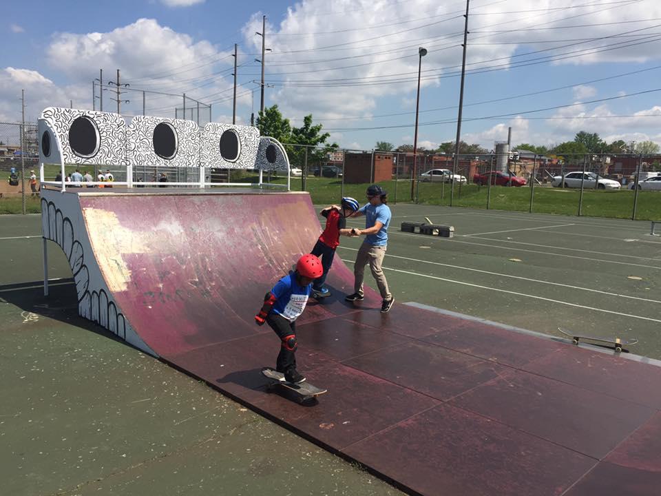 West Park Skate Park Canton Parks & Rec
