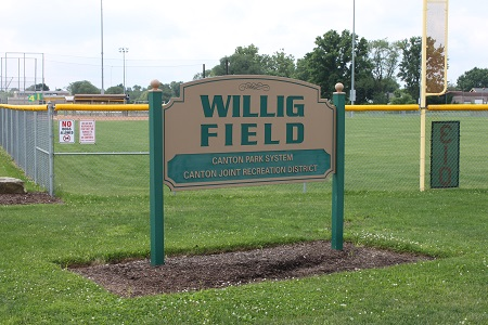 Willig Field Canton Parks & Rec