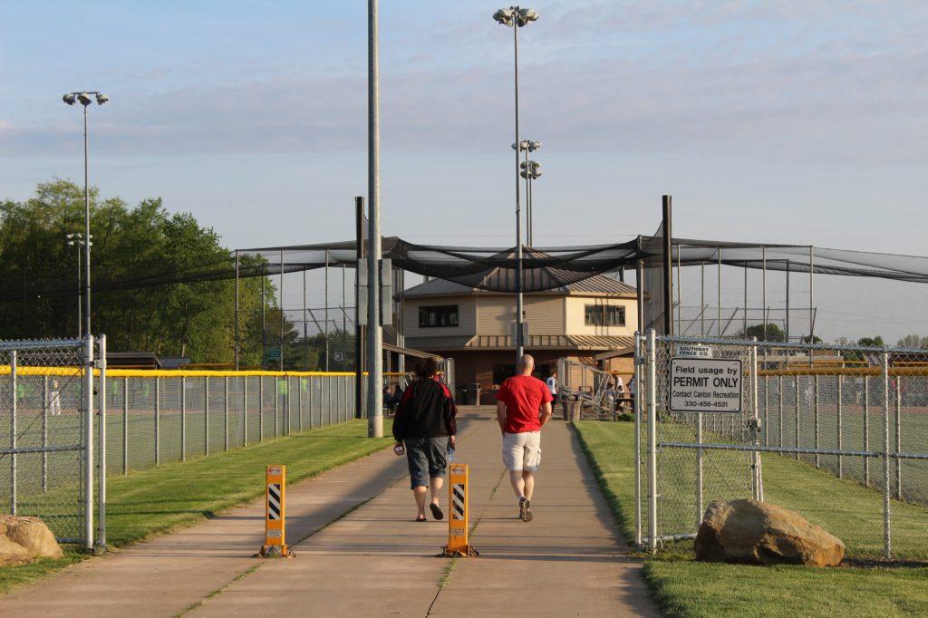 Willig Softball Complex Canton Parks & Rec