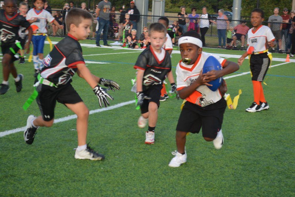 Youth Flag Football Canton Parks & Rec