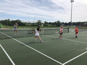 Youth Tennis Canton Parks & Recreation