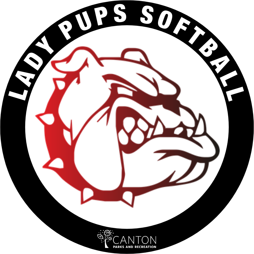 Canton Parks & Rec Lady Pups Softball