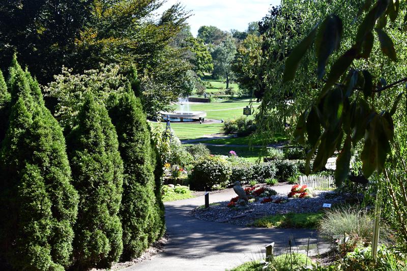 Canton Garden Center Grounds