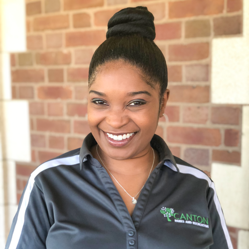 Darshanette Zachery - EP3C Office Manager Canton Parks & Recreation
