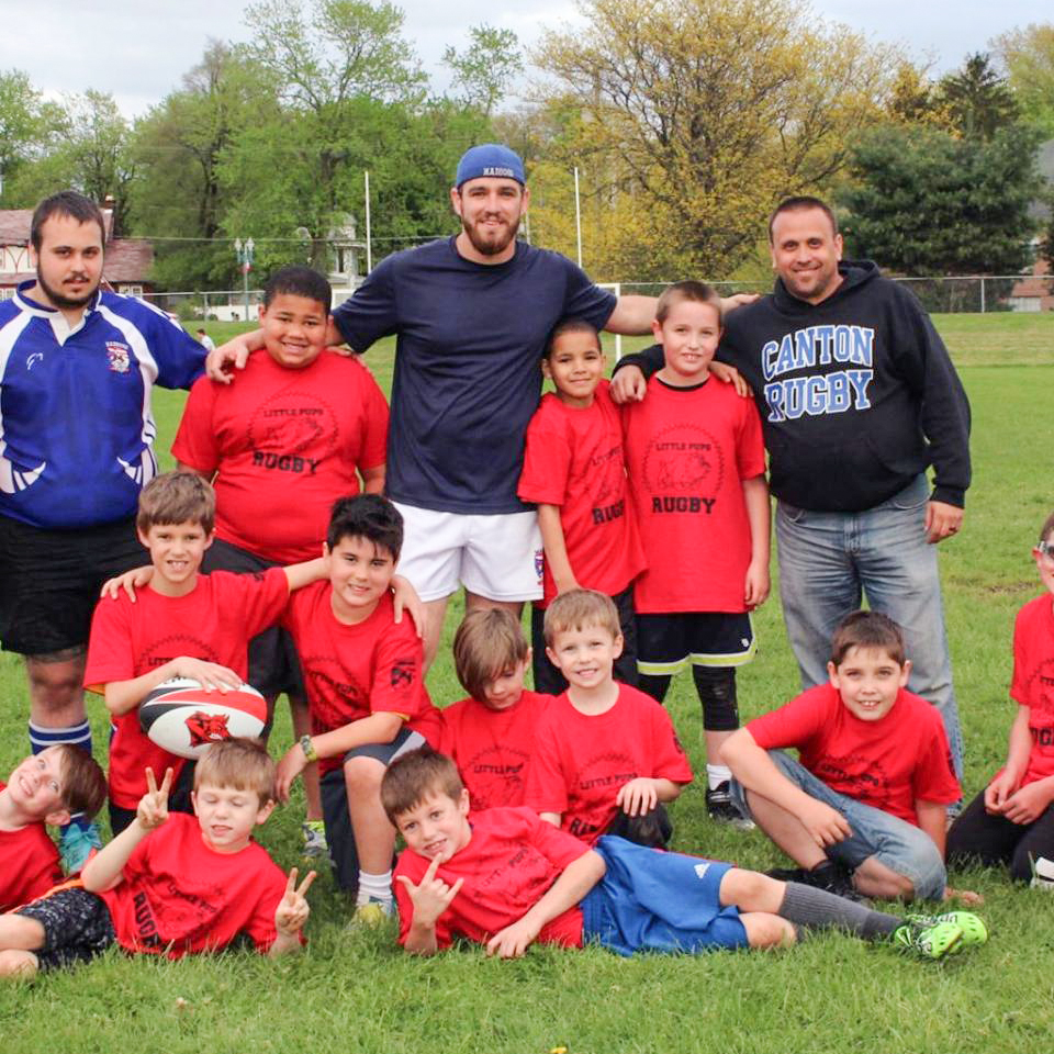 Little Pups Rugby Canton Parks & Recreation