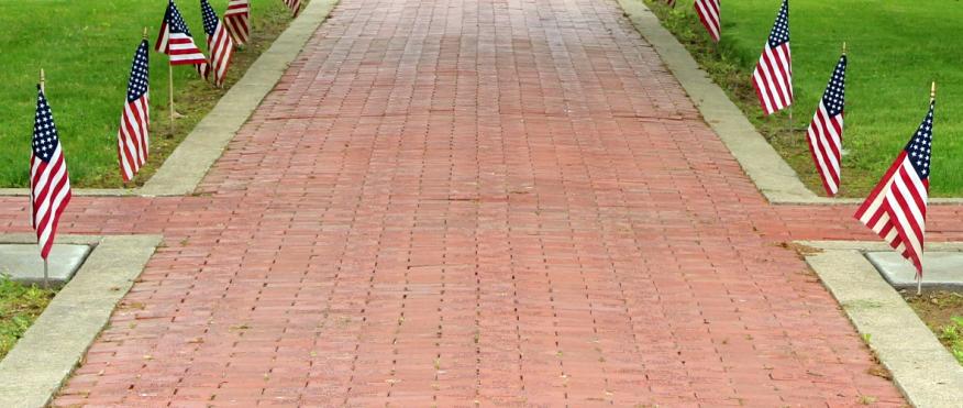 Westbrook Memorial Bricks Canton Parks & Recreation