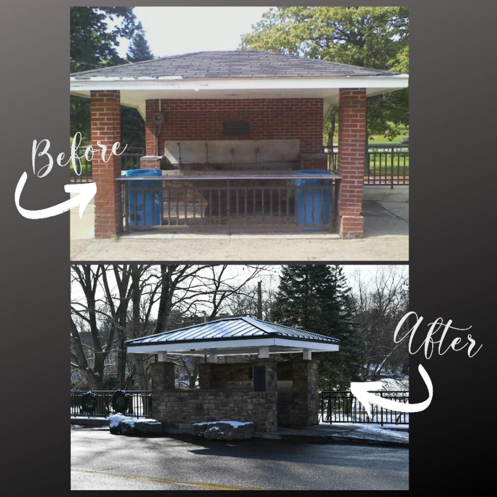 Barker Springhouse Canton Parks & Rec