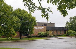 "Edward ""Peel"" Coleman Community Center"