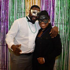 Father Daughter Dance Masquerade
