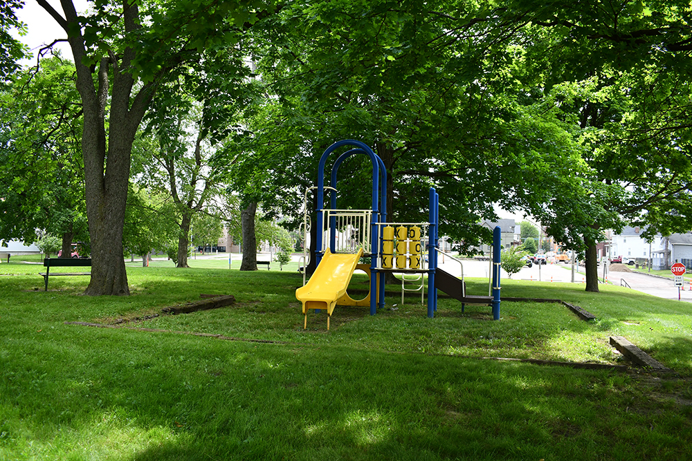 McKinley Park Playset Canton Parks & Rec