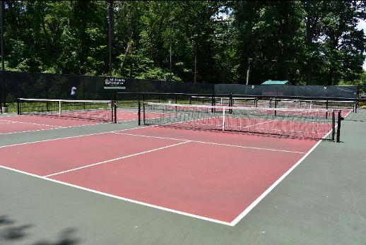 Pickleball Improvements Canton Parks & Rec