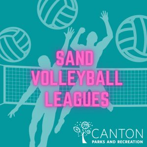 Sand Volleyball Canton Parks & Recreation