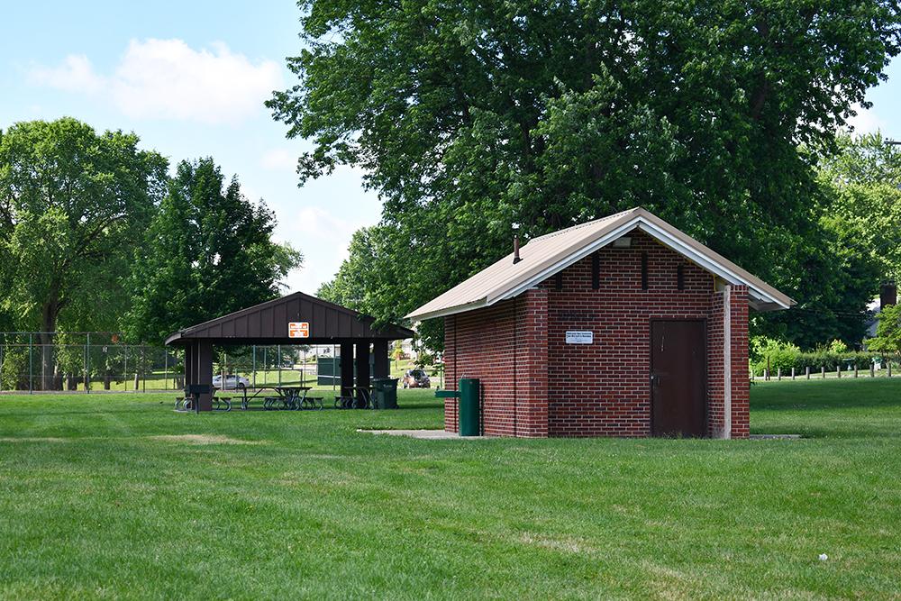 Schreiber Restroom and Shelter Canton Parks & Rec