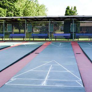 Shuffleboard Canton Parks and Rec