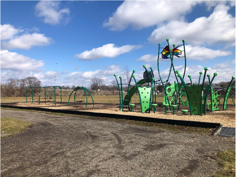 Weis Park Improvements Canton Parks & Rec