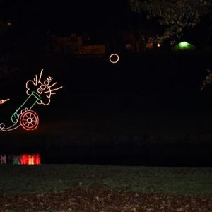 Holiday Lights Canton Parks & Rec