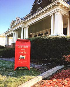 Letters to Santa Canton Parks & Rec