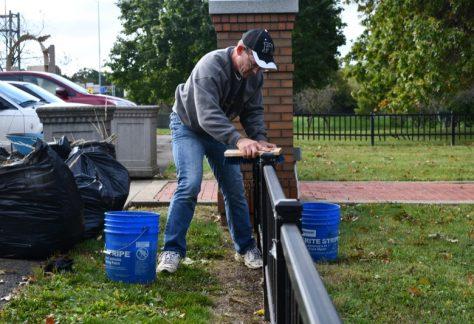 Volunteering Canton Parks & Rec